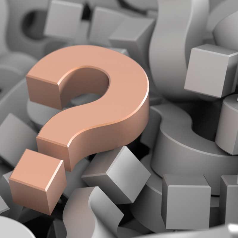 Preguntas frecuentes sobre Psicología