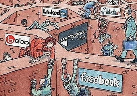 El fin de la soledad a través de internet